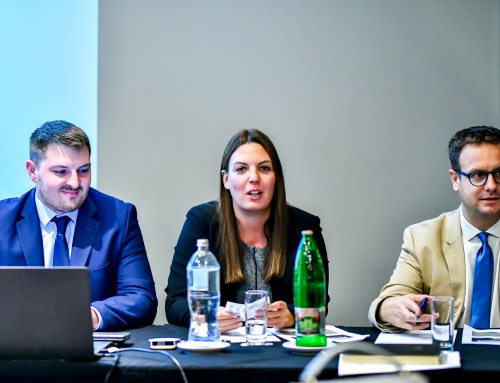 Promocija arbitražnog rešavanja sporova u Udruženju korporativnih pravnika Srbije